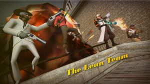 Meet The Lean Team by TheProdigy100