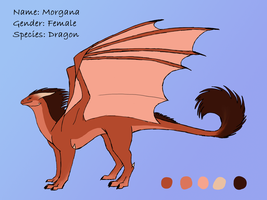 New Morgana Ref - Simple by Morgan-Michele