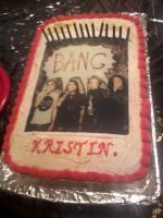 MCR Cake! :'D by Kristin-BVB-Fan