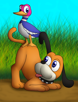 Duck Hunt by ErnestoGP