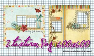 Pack 1 Texturas Png by oscarelnoble