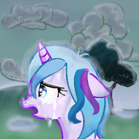 Tears and Rain by lulumimibebe