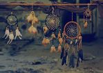 Dreamcatchers by M-0-N-0