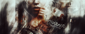Underneath my innocence by Evey-V