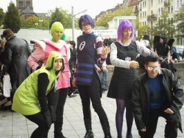 German Invader Zim Cosplay xD by coolvanillia