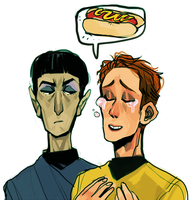 u shoulda seen it spock.. by odlaws