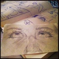 Sketching by audioscenery
