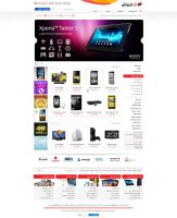TakFrosh Online Shop by hesam84