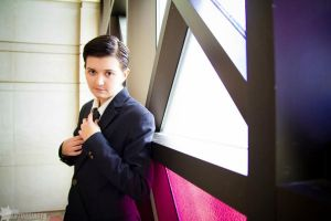 Not a Man, But a Spider by TobieJade