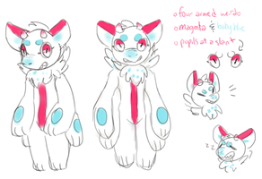 (CLOSED) OFFER TO ADOPT - ALIEN BAB by BottleIt