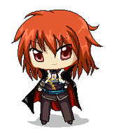 Chibi Prince Nicholas Ruby by Hero-of-Awesome