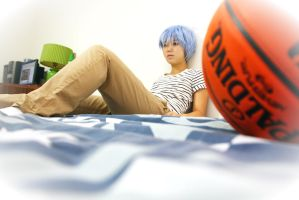 KnB- Rest after Practice by Nepesi