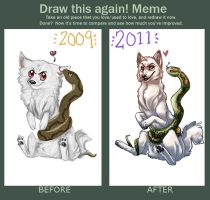 2009-2011 by LoupDeMort