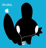 Ipod Mudkip by NickTheCharmander