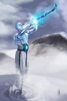 -- Ice Wizard -- by wyv1