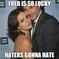 Lucky Fred Meme by turtle1965