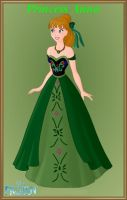 Princess Anna by Astrogirl500