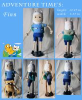 ...adventure time finn... by ruiaya