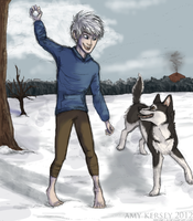 Jack Frost- Winter Fun by Deesney