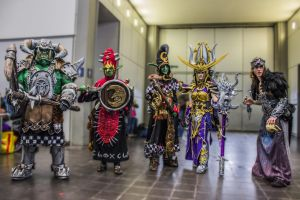 World of Warcraft  Cosplay - LBM 2015 by SevionFX