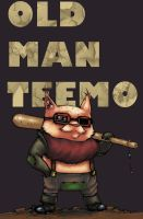 Old Man Teemo by thanekats