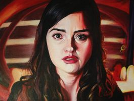 Oswin's Realisation by mikebaldwin