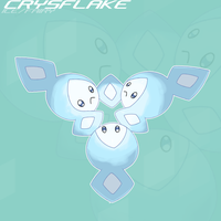 ??? Crysflake by SteveO126