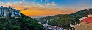 Beirut Pano HDR by Chanklish