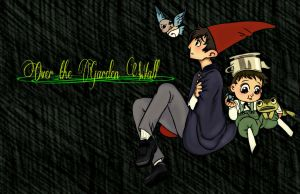 Over the Garden Wall-paper by LostCrystal