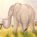 OC (The Friendly Elephant) by IBAIPshow