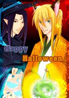 LSK : Happy Halloween by Michron