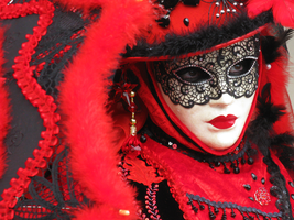 Madame in red by MartyPunk13