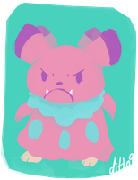 Snubbull Pokemon Request