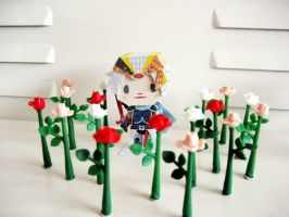 World Flower Project by smilerobinson