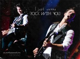 Rock With You - Kevin Jonas by ownthesunshine
