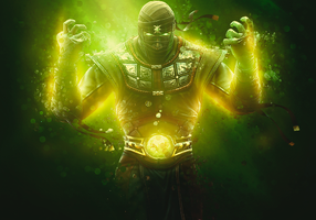 Ermac by paha13
