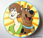 Scooby Cake by ginas-cakes