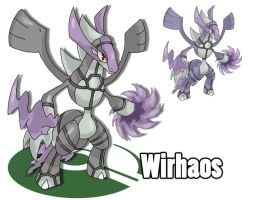 Contest - Legendary Dragons! Wirhaos by Cid-Fox