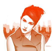 Hayley Williams by iPeccatore
