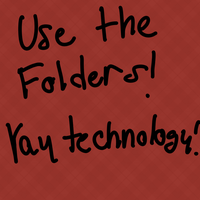 Use The Folders to Navigate by RavenWingx