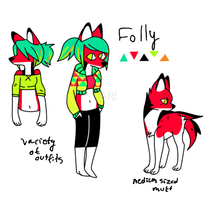 folly by CinnnamonTea