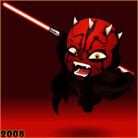 maul 2008 by Lord-Yoda