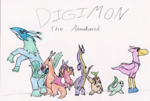Digimon fanfic? by Arrowfoot