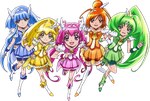 Smile Precure! by animelovers4816
