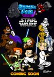 James Fox and Co in Star Wars by Jamesf5