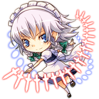 Sakuya Icon by ang-era