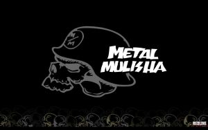 Metal Mulisha - REDLINE GFX by crf450ryda