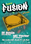 (Fusion) Hip Hop Event Flyer by clgraphics