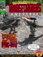 TTFU Issue 1 cover by LittleBigDave