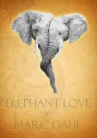 Elephant Love by yalik